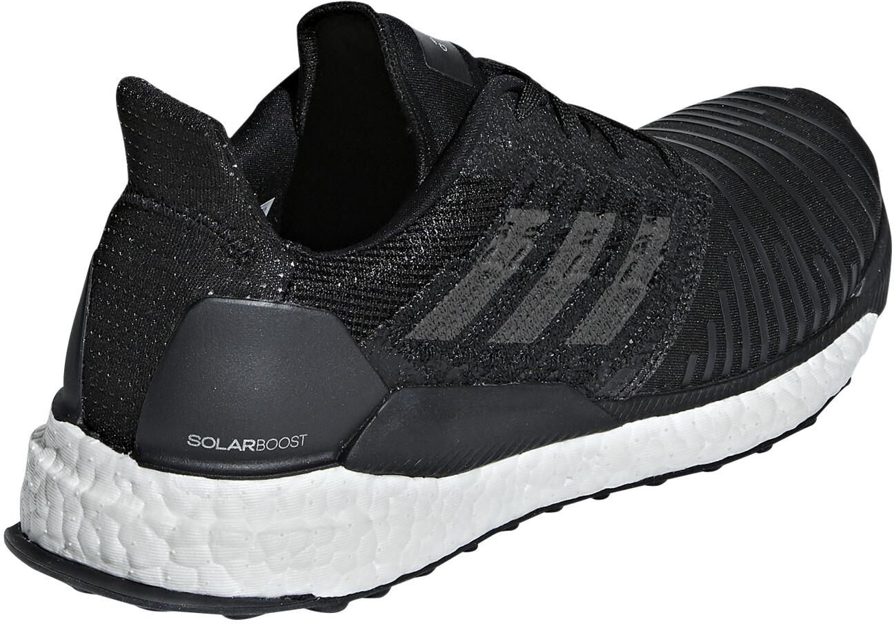 adidas Solar Boost Shoes Dame core blackgrey fourftwr white